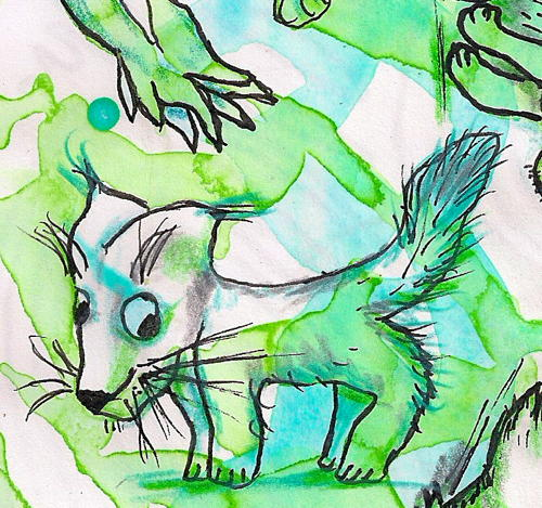 cat flea chewable