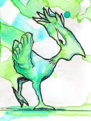 walking bird 21-9-13