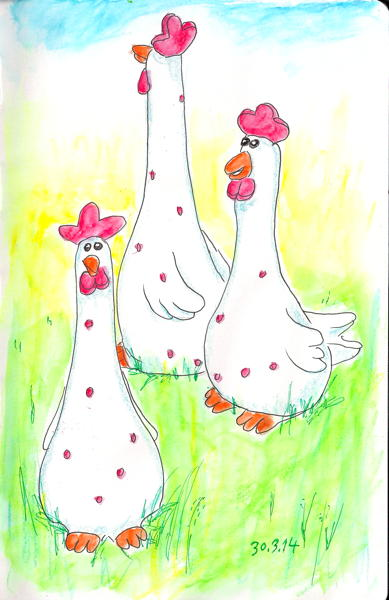 2014-03-30 porcelain chicken