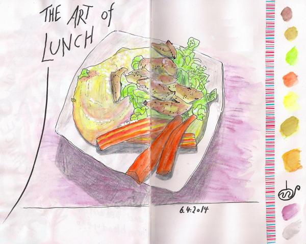 2014-04-06 art of lunch